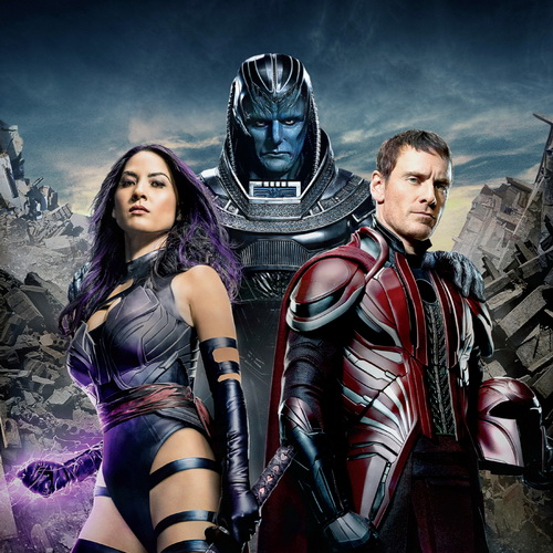 X-Men Apocalypse [Trailer Oficial]