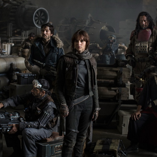 Primer tráiler de Rogue One: A Star Wars Story