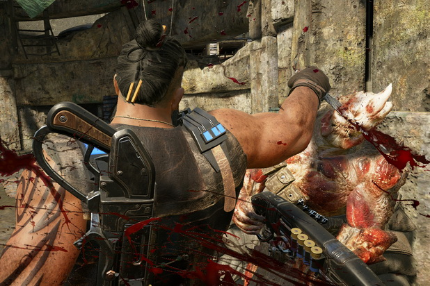 Gears of War 4 Multiplayer [Previo]