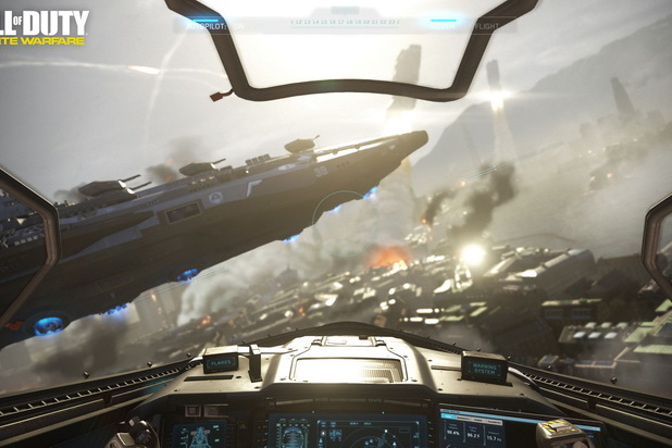 Primer Trailer de Call of Duty: Infinite Warfare